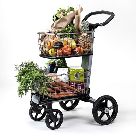 Your Personal Shopping Cart Folding Cart With Removable