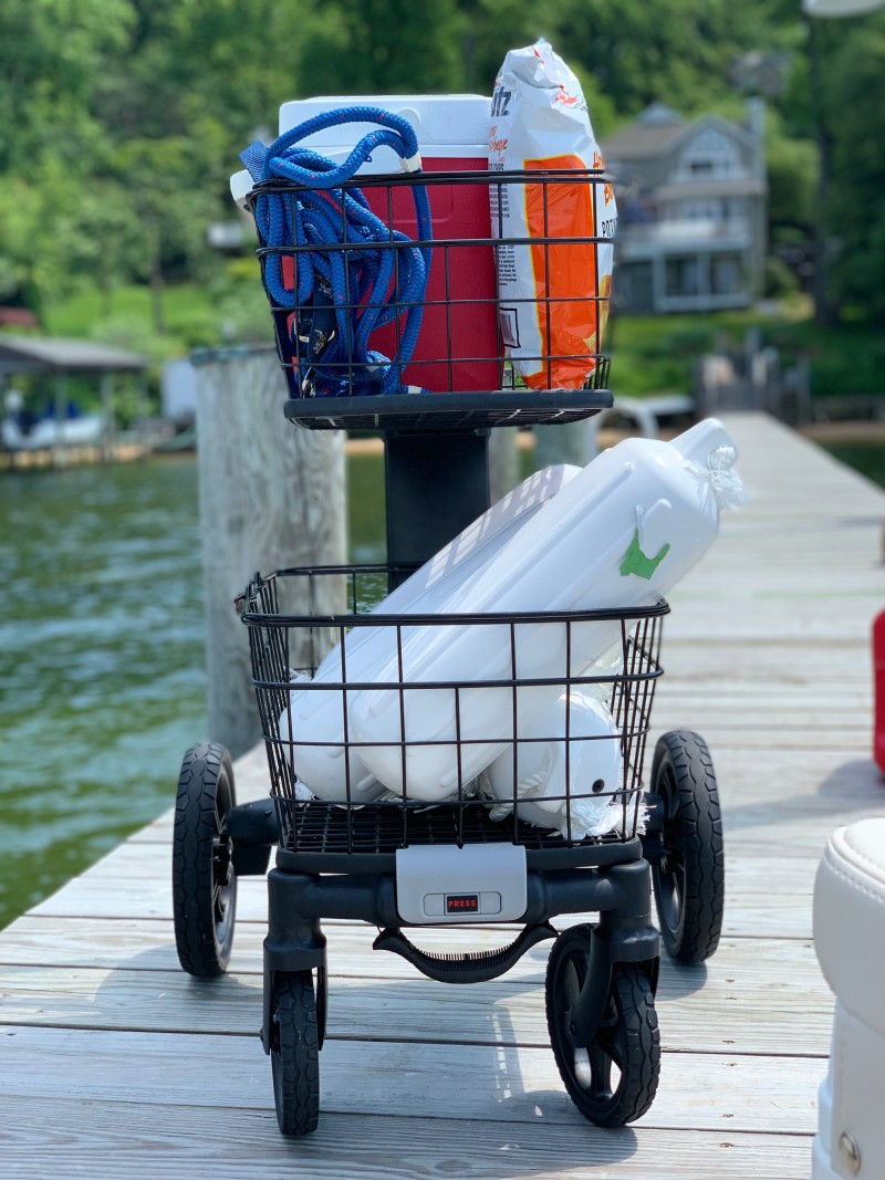 Scout Portable Dock Cart